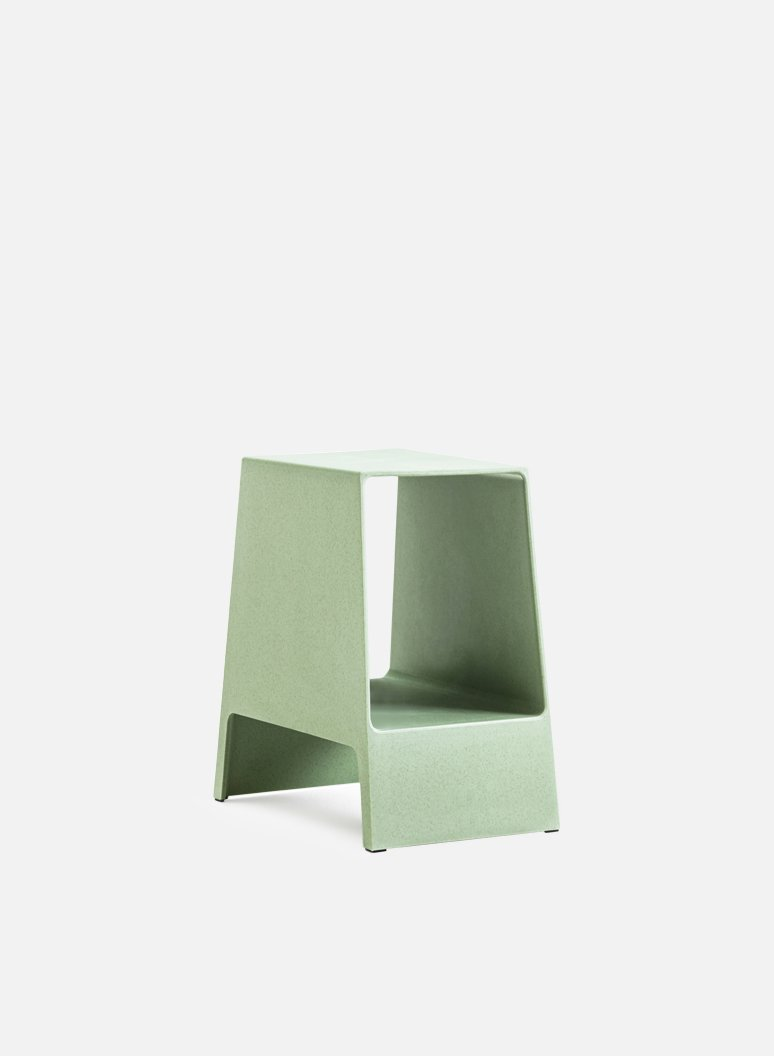 Tomo | Side table Eco Celadon Green