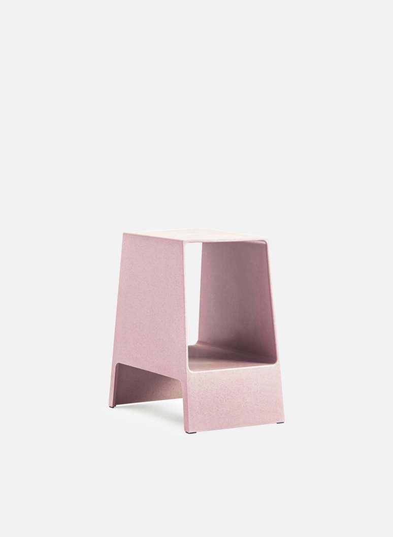 Tomo | Side table Eco Pink
