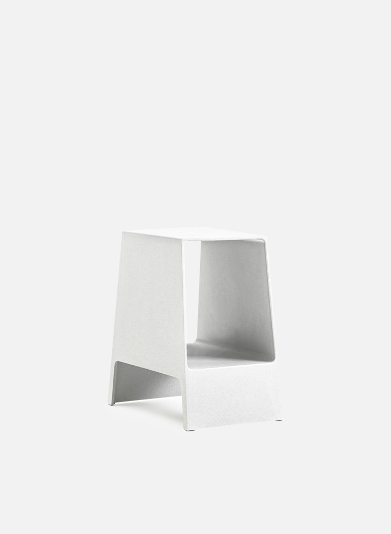 Tomo | Side table Eco White